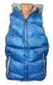Dětská vesta - světle modrá