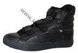 Dětské kotníkové boty BK - BRITISH KNIGHTS-černé