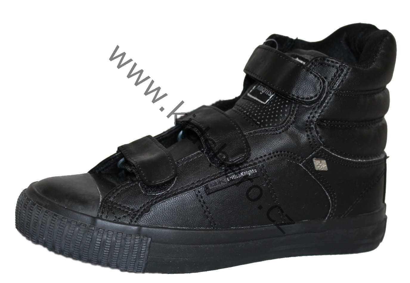 Dětské kotníkové boty BK-British Knihgts Atoll Cuff BRITISH KNIGHTS