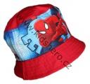 Klobouk SPIDERMAN červený