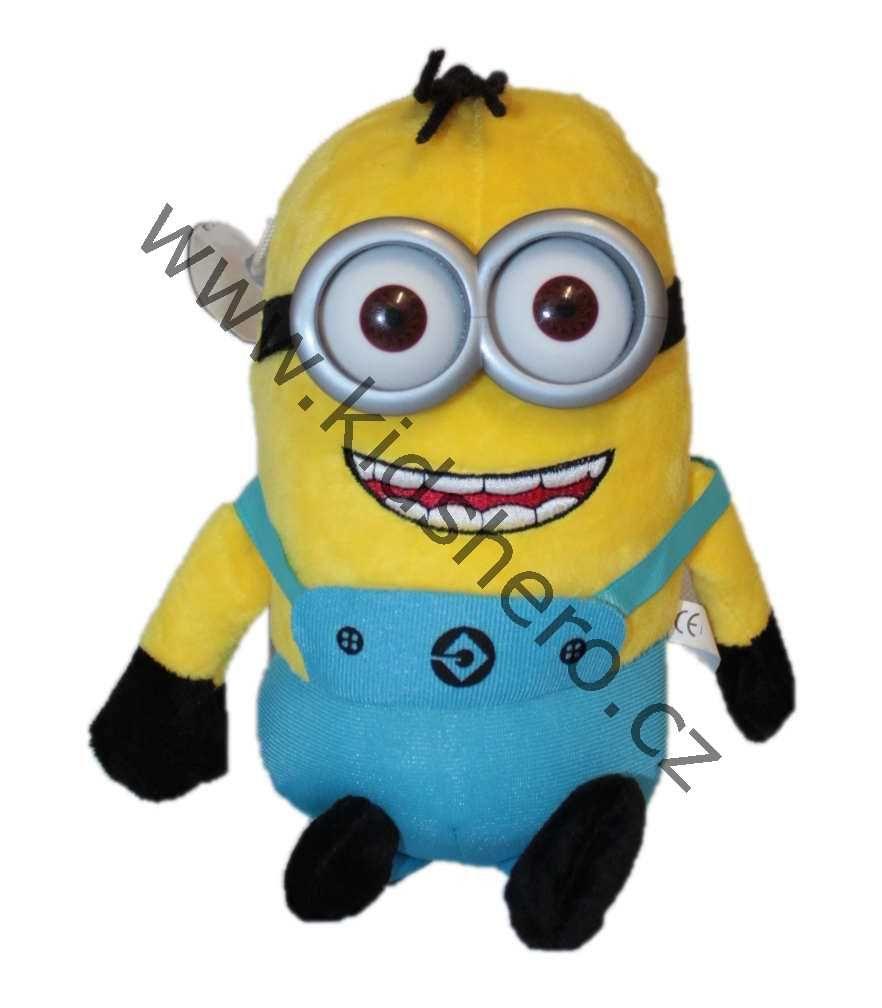 Plyšová hračka Mimoni, Minions, hrací plyšová hračka