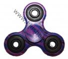 SPINNER - FIDGET - kovový - fialový-žíhaný