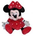 Plyšová hračka Minnie - červená 30 cm