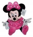Plyšová hračka Minnie - růžová 30 cm