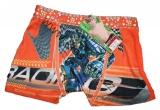 Bambusové boxerky - GORMITI - oranžové