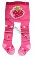 Punčochy kojenecké - tm.růžové