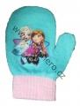 Rukavice palčáky - FROZEN - modro-růžové
