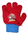 Prstové rukavice - SPDERMAN- červeno-modré