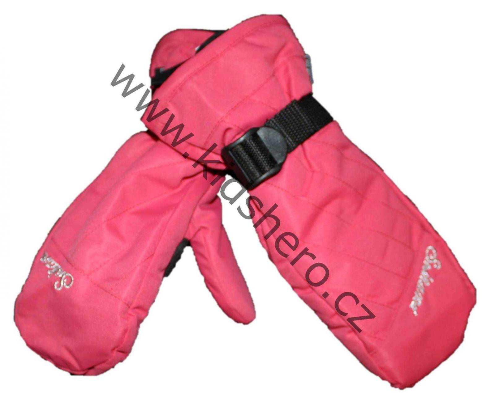 Dětské zimní palčáky, zimní rukavice, dětské rukavice ECHT SPORTS
