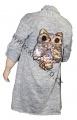 Dětský měnící kardigan, cardigan - sv.šedý