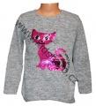Měnící svetr - kočka - malý