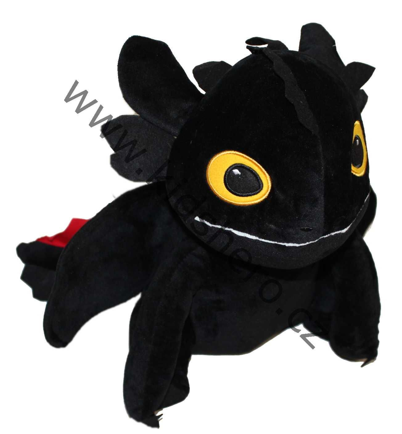 Plyšová hračka Bezzubka, Dragon Jak vycvičit draka