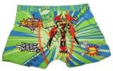 Bambusové boxerky - GORMITI - zelené 2