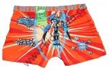 Bambusové boxerky - GORMITI - oranžové 2