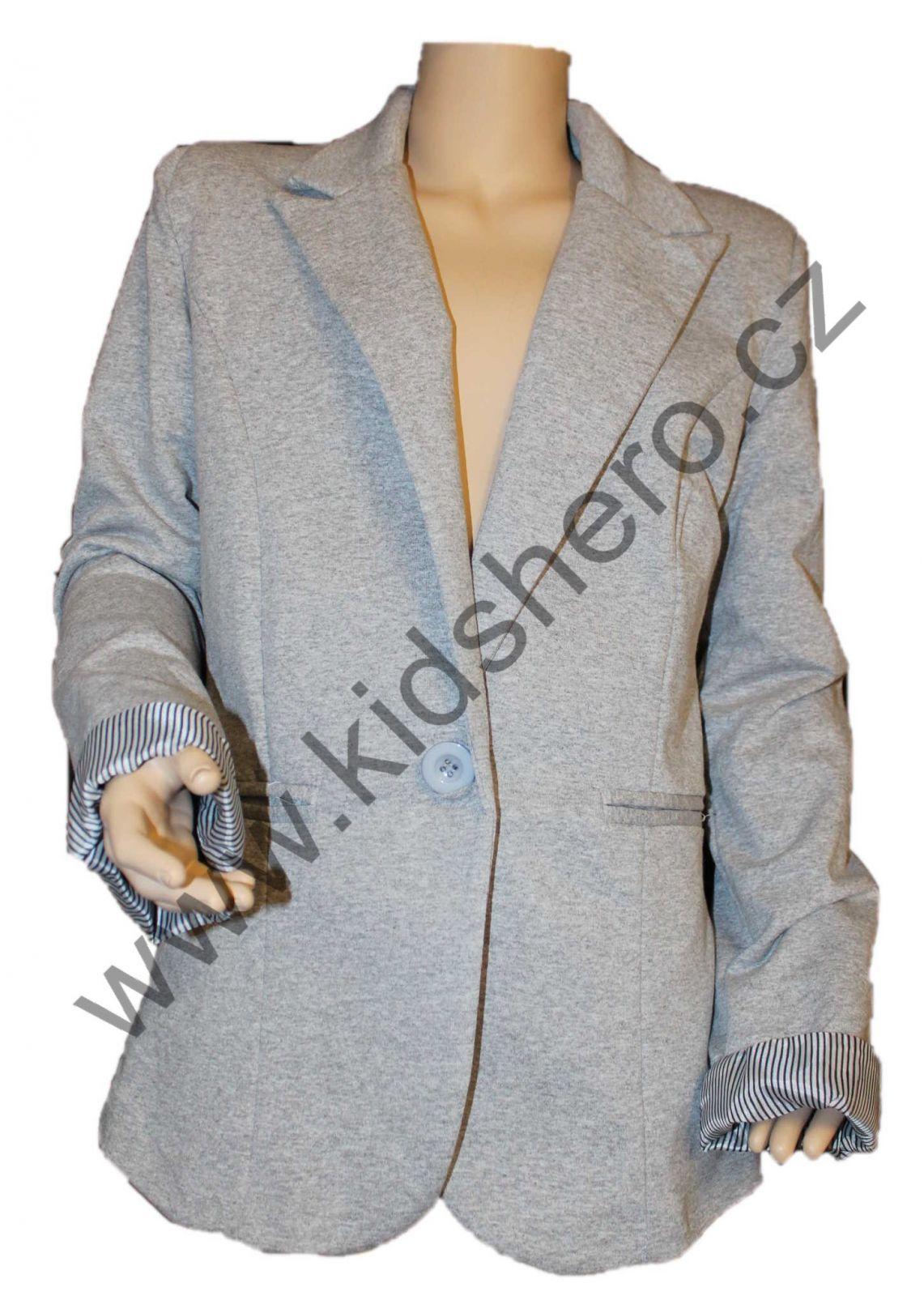 Dámské sako dámský kardigan