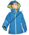 Jarní softshellová bunda - modrá