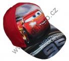 Kšiltovka CARS - červená
