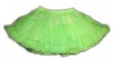 TUTU SUKNĚ - zelená