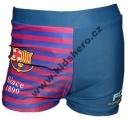 Plavky FC BARCELONA - tm.modré