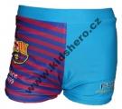 Plavky FC BARCELONA - sv.modré