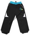 Softshellové kalhoty KUGO-malé - černo-modré