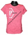 Sportovní tričko kr.rukáv - SEZON - růžové