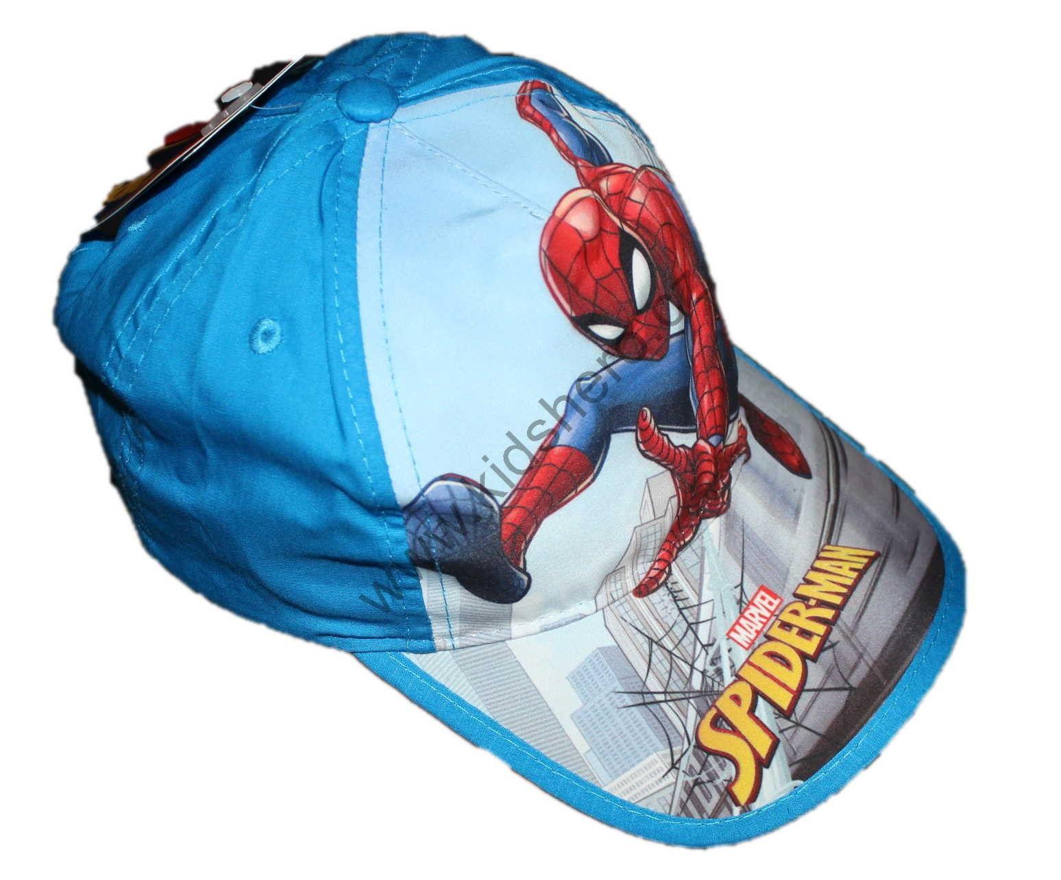 Dětská kšiltovka Spiderman Marvel