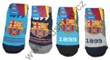 Kotníkové ponožky FC BARCELONA - 1 pár